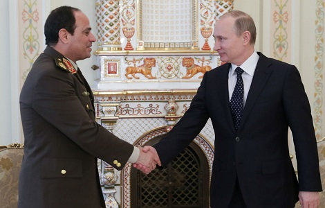 Egypt: still American, Russian, or what?