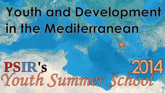PSIR's Youth Summer School 2014 -