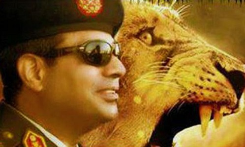 In the name of 25 January Revolution: Sisi's neoliberal ''War on Terror'' and the Muslim Brotherhood's ideological transformations