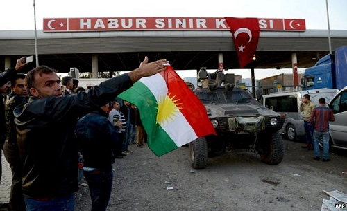 turkey kurds cross into turkey