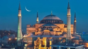 Re-converting Hagia Sophia; Erdoğan and his Arab and Muslim audience