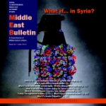 What if…in Syria? | Middle East Bulletin 26