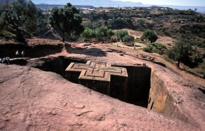 Christianity and architecture in Ethiopia: Monuments carved out of rock